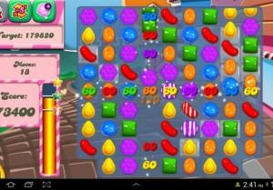 Candy Crush Saga para Android