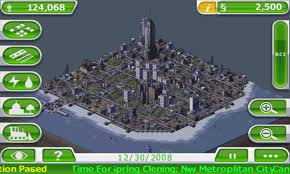 Sim City para Android