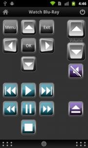 Control remoto para Android