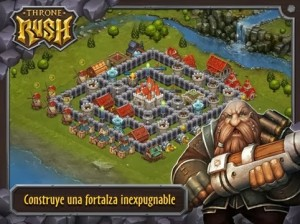 Descargar Throne Rush para celular
