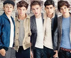 Descargar fondos de One Direction para Nokia