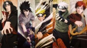 Descargar temas de Naruto para Nokia