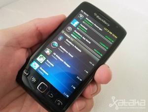 Descargar aplicaciones para BlackBerry 9860