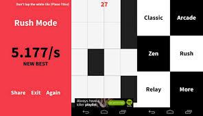 Descargar juego de Piano Tiles para celular