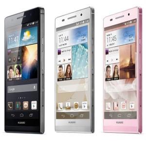 Descargar temas para Huawei P6