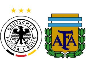Ver Argentina vs Alemania en celular y tablet