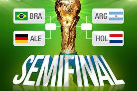 Ver Argentina vs Holanda en celular y tablet