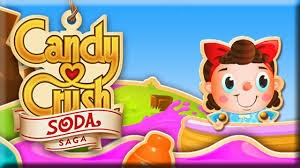 Candy Crush Soda Saga para Nokia Lumia 720
