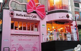 Café de Hello Kitty