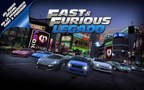 Fast & Furious Legacy el juego oficial de la película