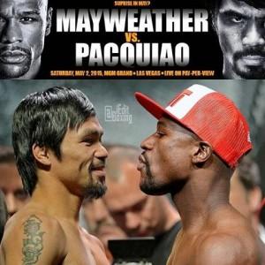 Mayweather vs Paquiao