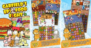 Batalla de Comida de Garfield