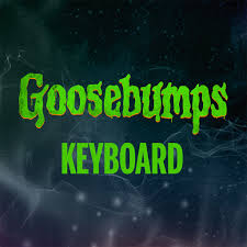 Goosebumps Keyboard para BlackBerry
