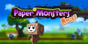 Paper Monsters Recut para iPhone
