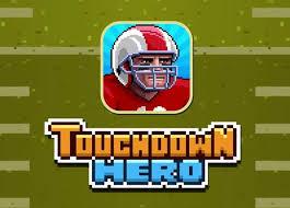 touchdown runner hero